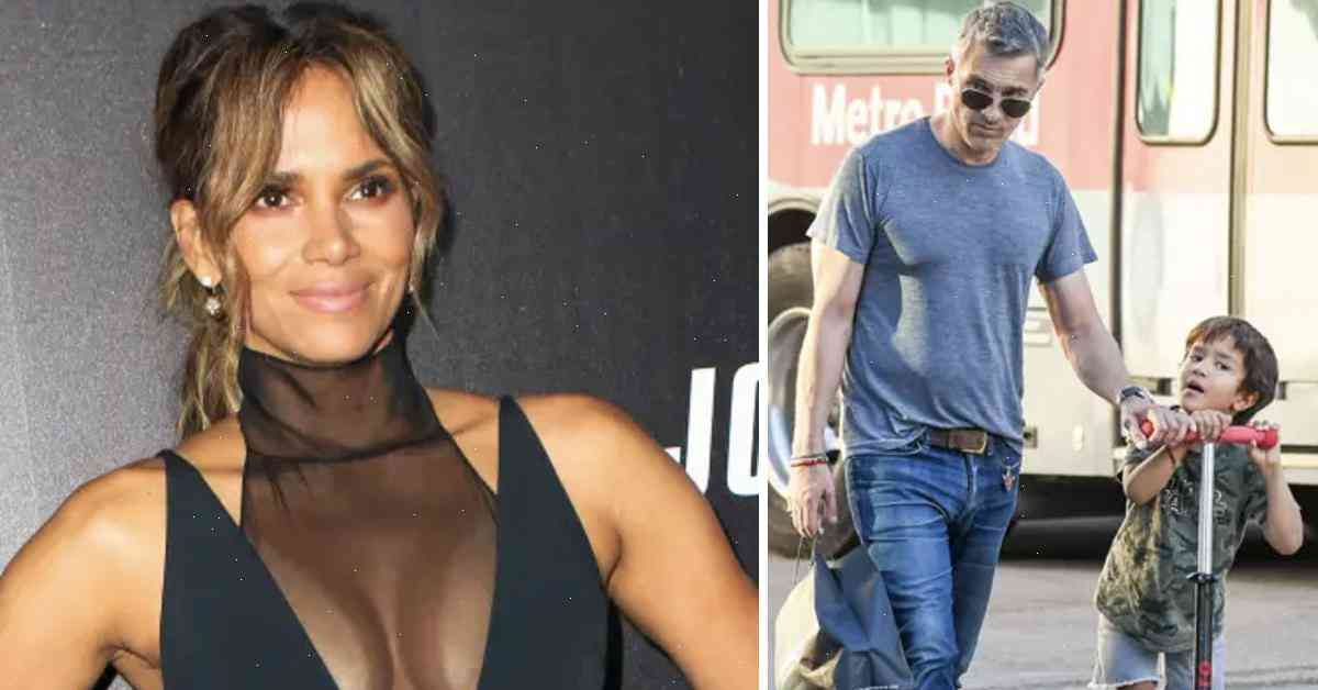 Halle Berry's ex sues actress for $1.2 million after 'choking' fight
