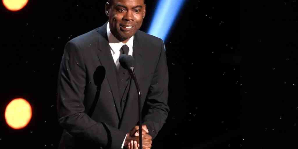 Counting down to Coven with comedian Chris Rock