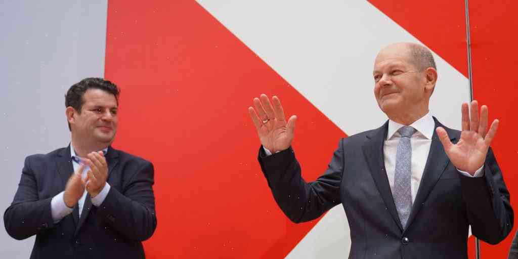 Last vote in German parliament: Will we get a rainbow coalition?