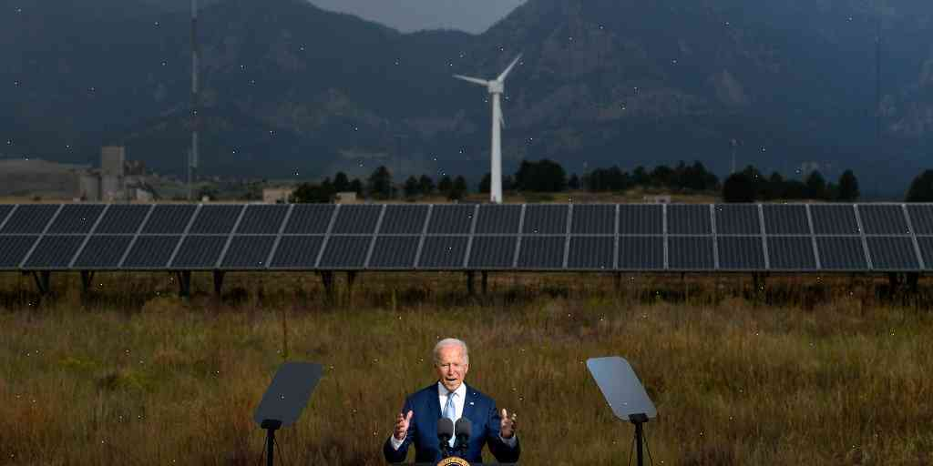 Biden Warns of Gaps in Commitments to Fight Climate Change